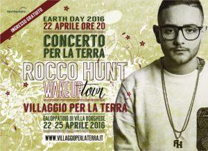 Concerto per la Terra Rocco Hunt