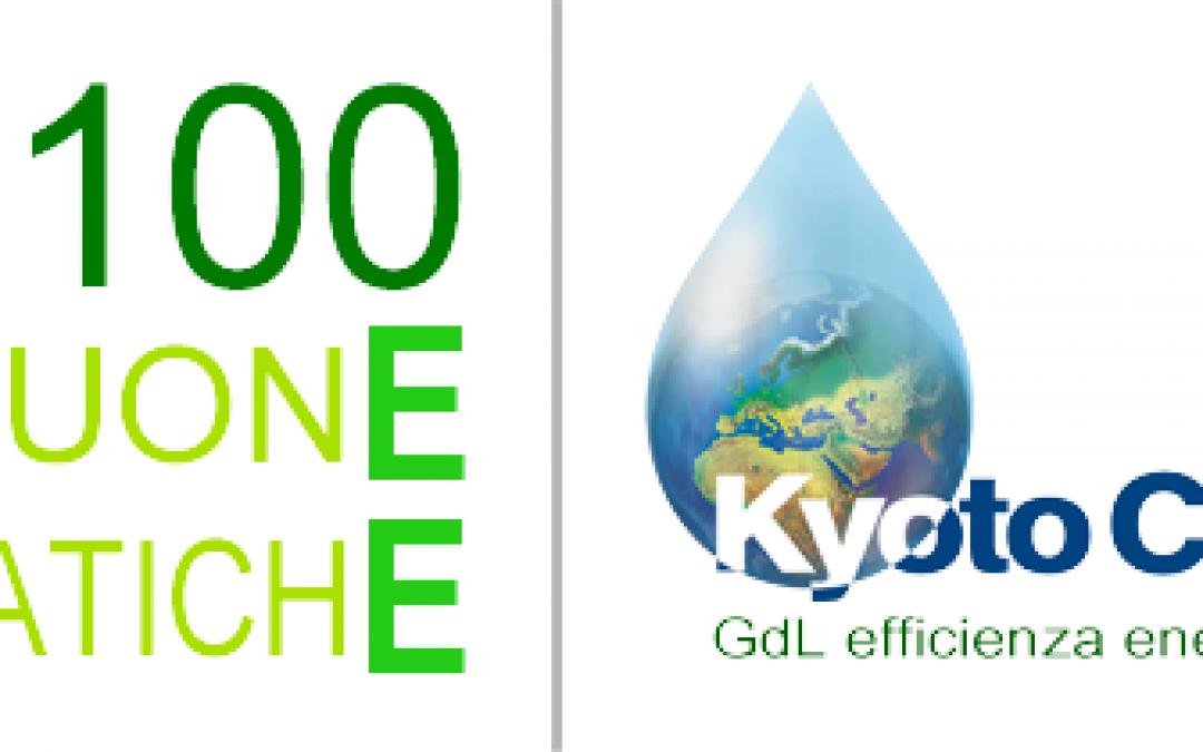 Kyoto Club a caccia di 100 buone pratiche di efficienza energetica in Italia