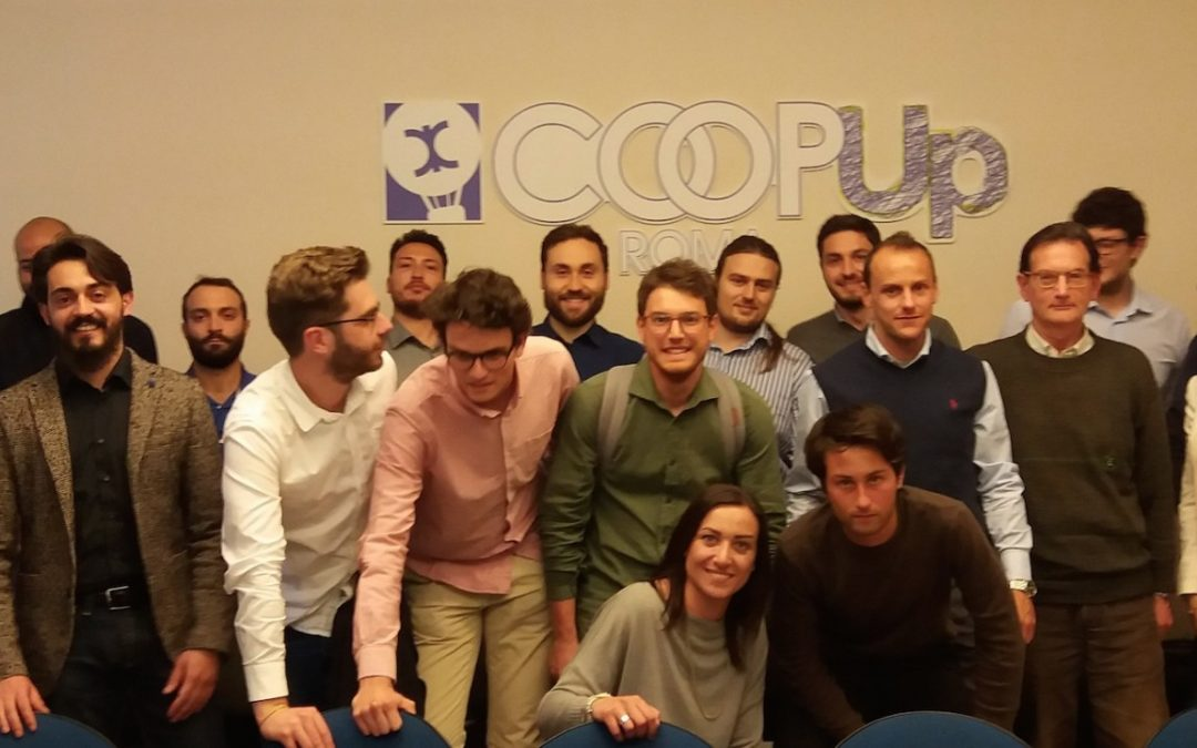 CoopUp – bando per start-up cooperative di Roma, 2017
