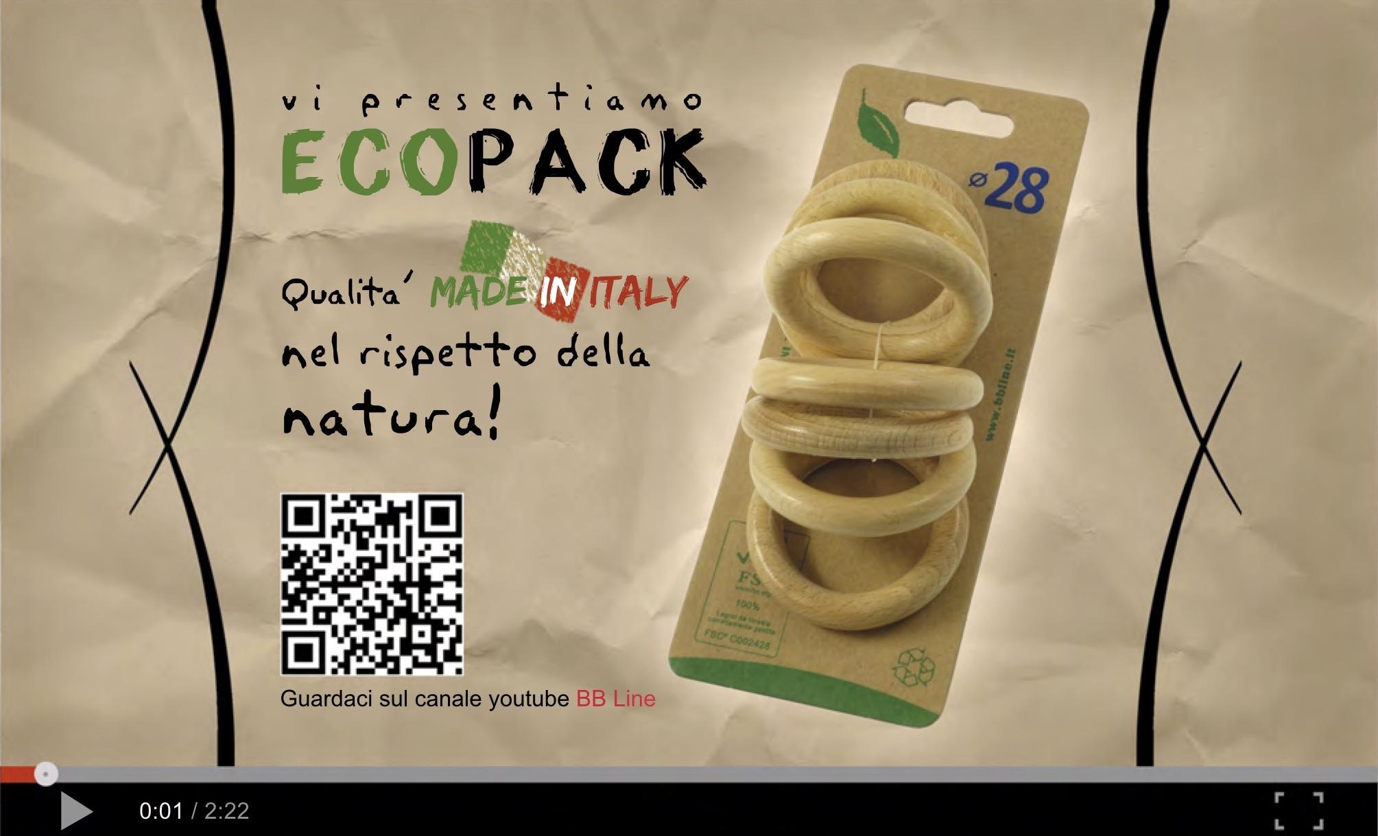 Presentazione Progetto EcoPack BBline
