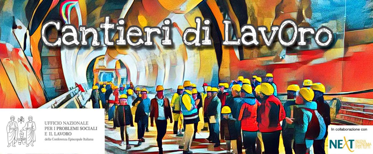 Banner Cantieri di LavOro