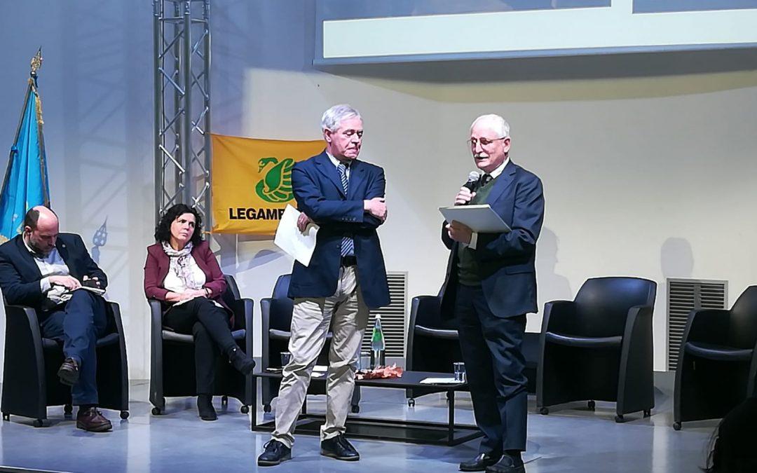 Premio PEFC e Legambiente Comunità forestali sostenibili 2018