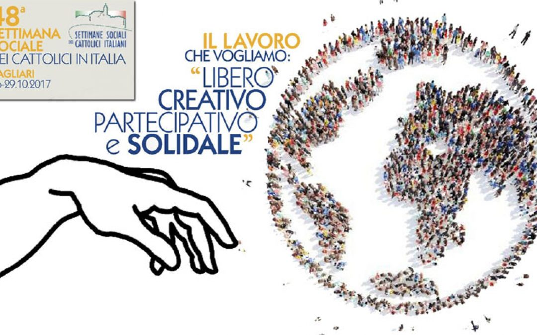 Settimane Sociali dei Cattolici Italiani, Cagliari 2017