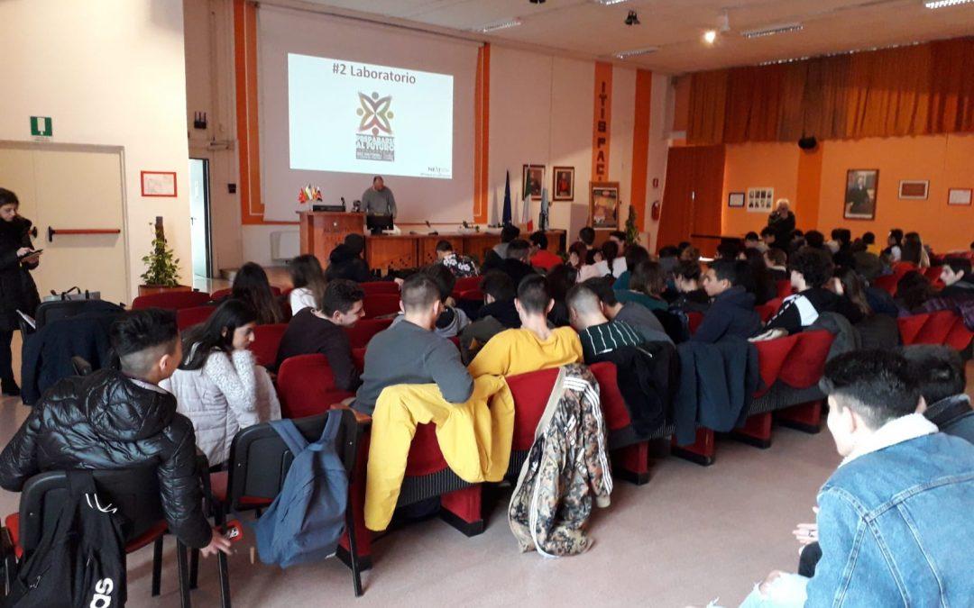 Le scuole targate Prepararsi al Futuro al Festival Nazionale dell'Economia Civile
