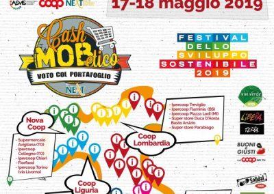 Cash Mob Etico NeXt- COOP Italia 2019