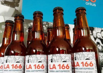 LA166 – Linea antispreco